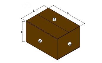 Box chứa hàng hóa kệ medium