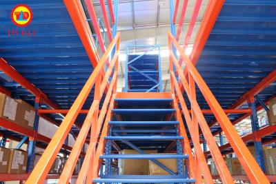 Dự án kệ mezzanine floor