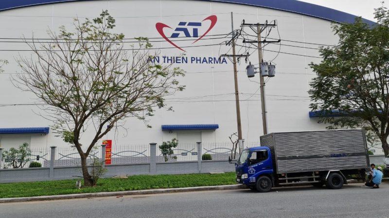 An Thiên pharma