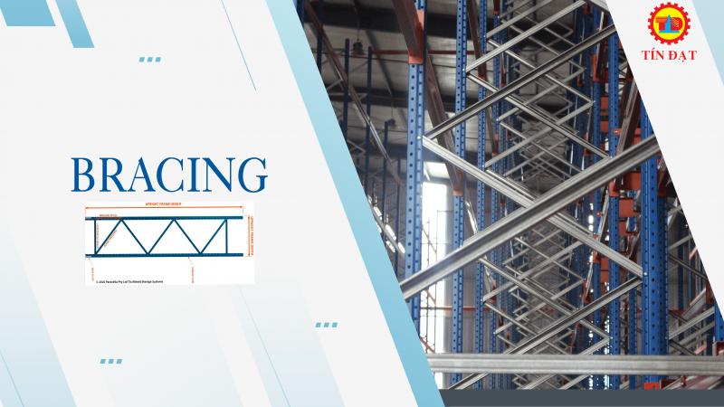 bracing pallet racking system