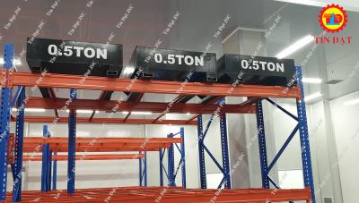 Pallet racking: Cách tính sức chứa của upright/beam