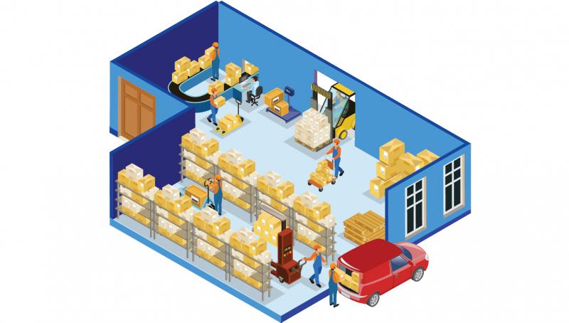 Kệ chứa hàng - Nên chọn NCC địa phương hay nhập khẩu